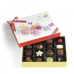 life after 50, Godiva chocolates, baby boomer women, Mother's Day