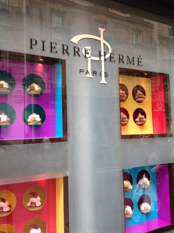 Pierre Herme in Paris