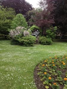 Paris Gardens, life after 50, over 50, baby boomer travel, retirement, baby boomer women