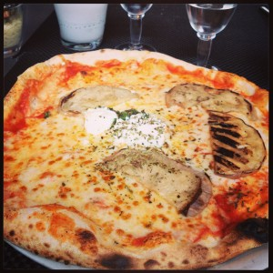 Pizza in Nice, life after 50, over 50, boomer travel, France