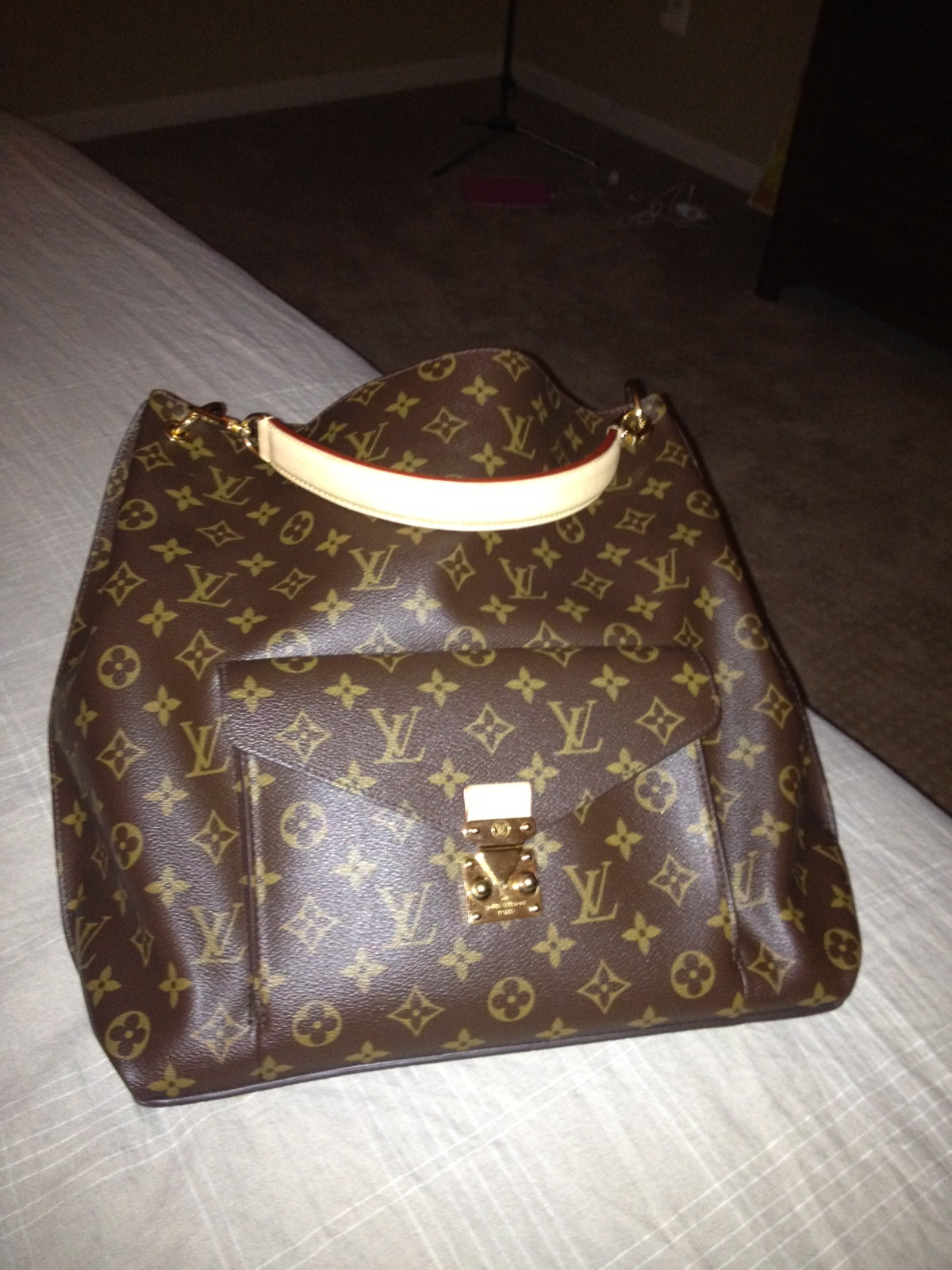 Louis Vuitton Metis Handbag Life After 50 Over Nice France