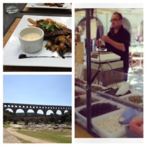 life after 50, over 50, Paris, France trip, Uzes, Pont du Gard