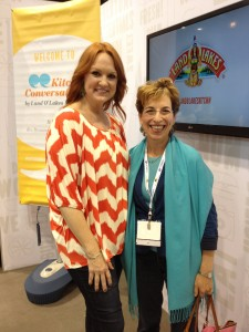 Ree Drummond, The Pioneer Woman, life after 50, BlogHer '13, boomer women