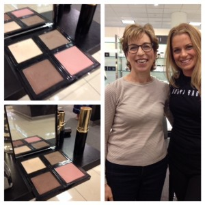beauty makeover, Bobbi Brown makeup, Nordstrom beauty bash, aging, boomer beauty, retirement