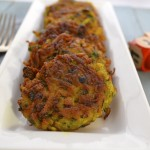 A Special Twist on a Favorite Hanukkah Dish: Moroccan Potato Latkes