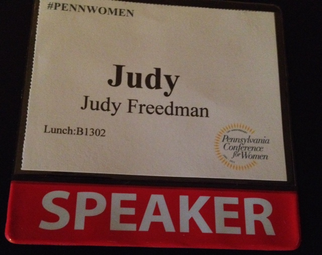 PA Governor's Conference For Women, boomer women, life after 50, retirement