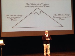 aging, Paul Bennett IDEO, life after 50, over 50, boomer women, optimal aging, positive aging