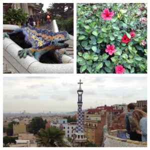Parc Guell in Barcelona, Spain, life after 50, over 50, boomer travel
