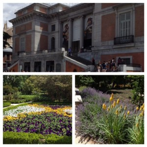 Real Jardin Botanico, Museo del Prado, Madrid, life after 50, boomer travel