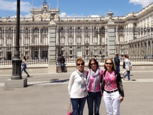 Palacio Real Madrid, life after 50, over 50, travel and leisure, boomer travel, retirement