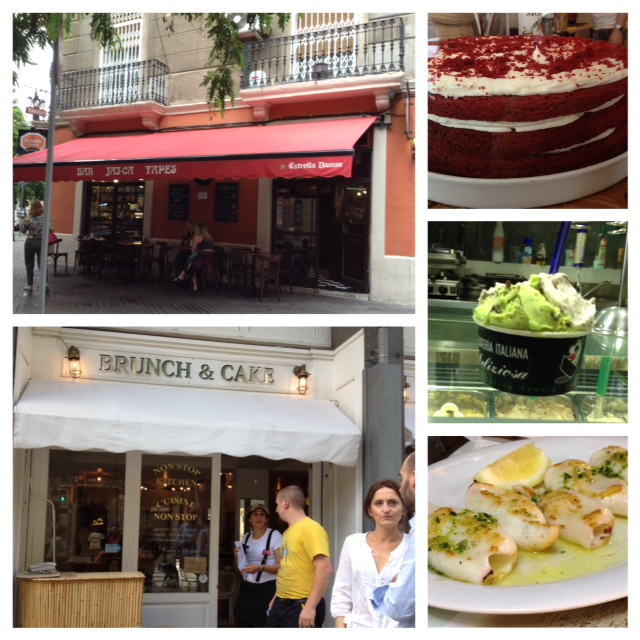 Barcelona restaurants, life after 50, over 50, boomer travel