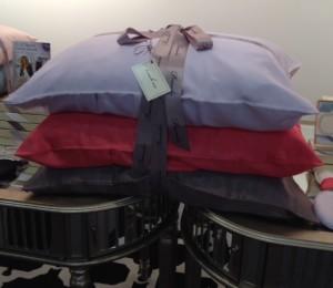 silk pillows, sleep, life after 50, over 50, menopause, boomer women