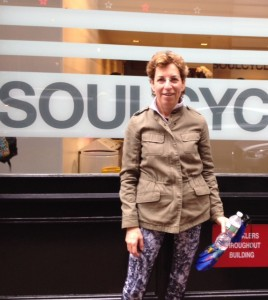 SoulCycle, life after 50, boomer wellness, spinning, cycling, boomer fitness