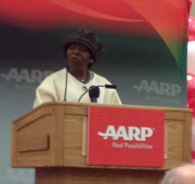 Melita Jordan, National Family Caregivers Month, AARP NJ, life after 50, family caregivers