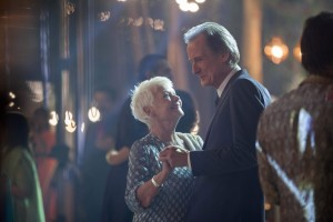 Judi Dench, Bill Nighy, THE SECOND BEST EXOTIC MARIGOLD HOTEL, boomer movies, life after 50, over 50
