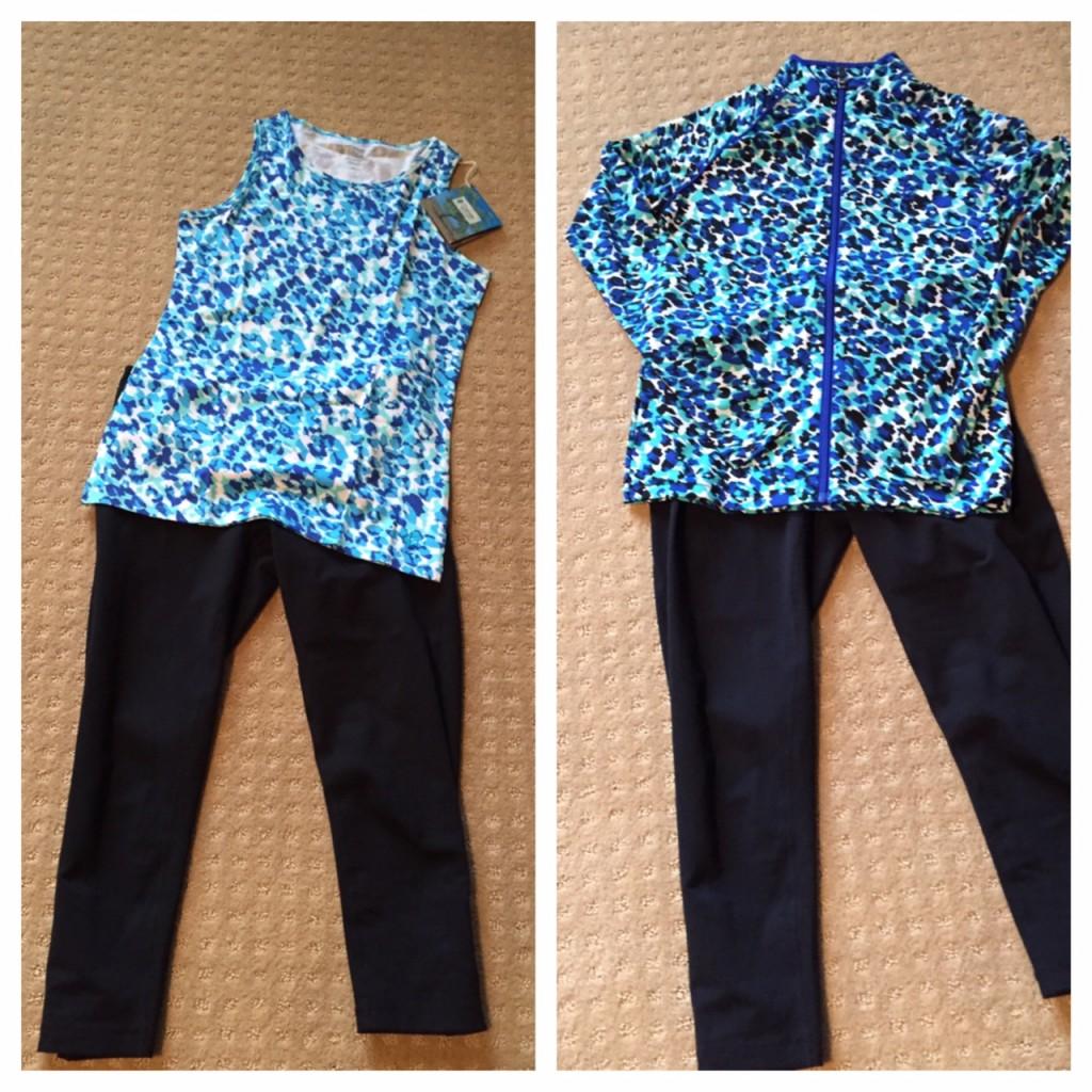 Caliber clothing, Zella activewear