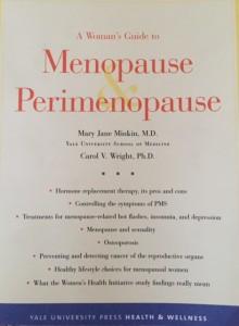 Mary Jane Minkin, M.D., menopause, perimenopause