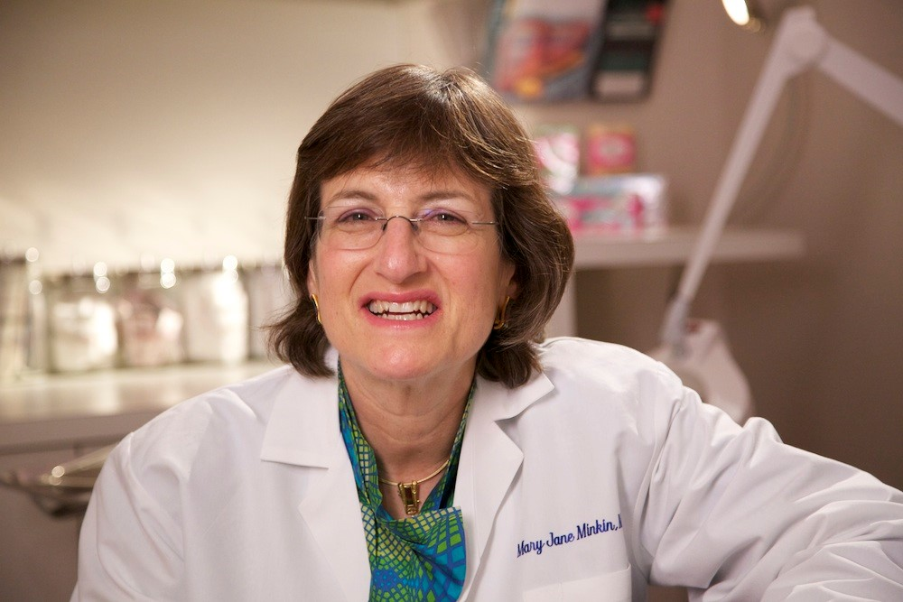Dr. Mary Jane Minkin, menopause, perimenopause, Replens