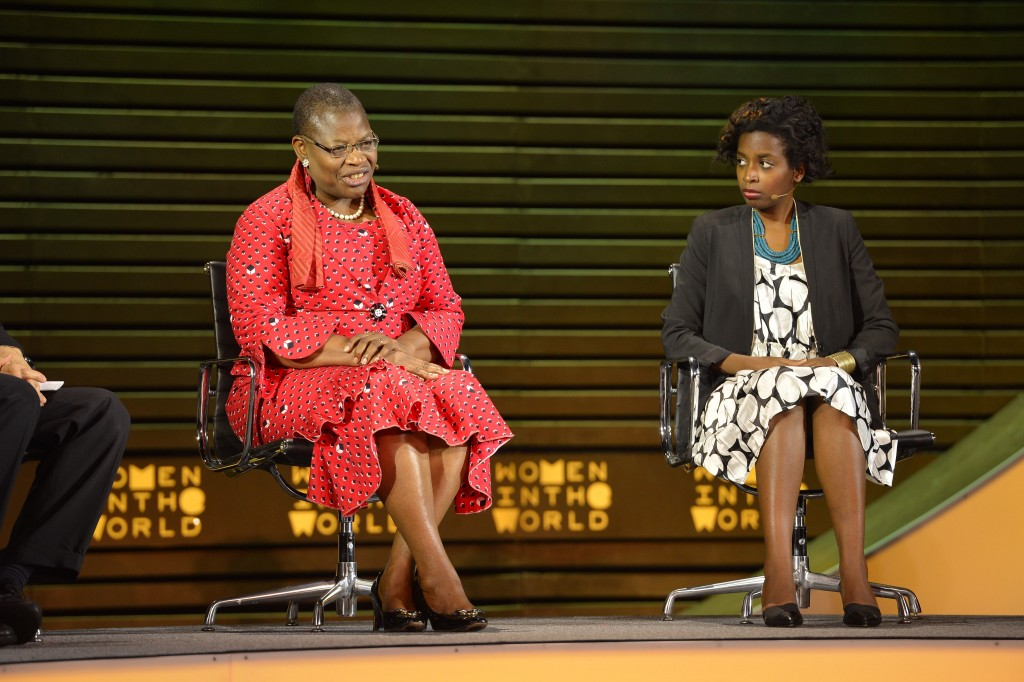 #WITW, Tina Brown's Women in the World Summit, life after 50, Obiageli Ezekwesilli, #bringbackourgirls