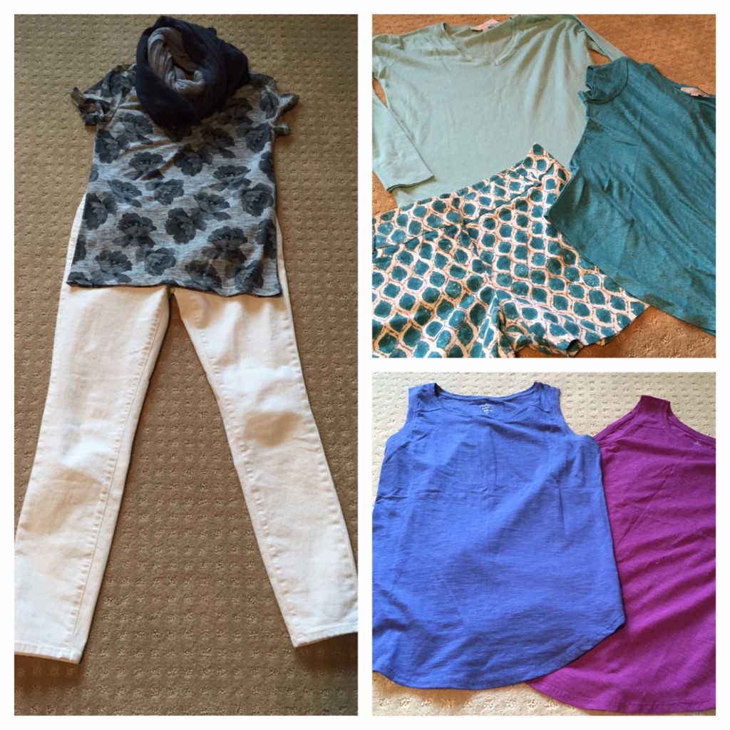 spring 2015 fashions and colors, LOFT, muscle tees