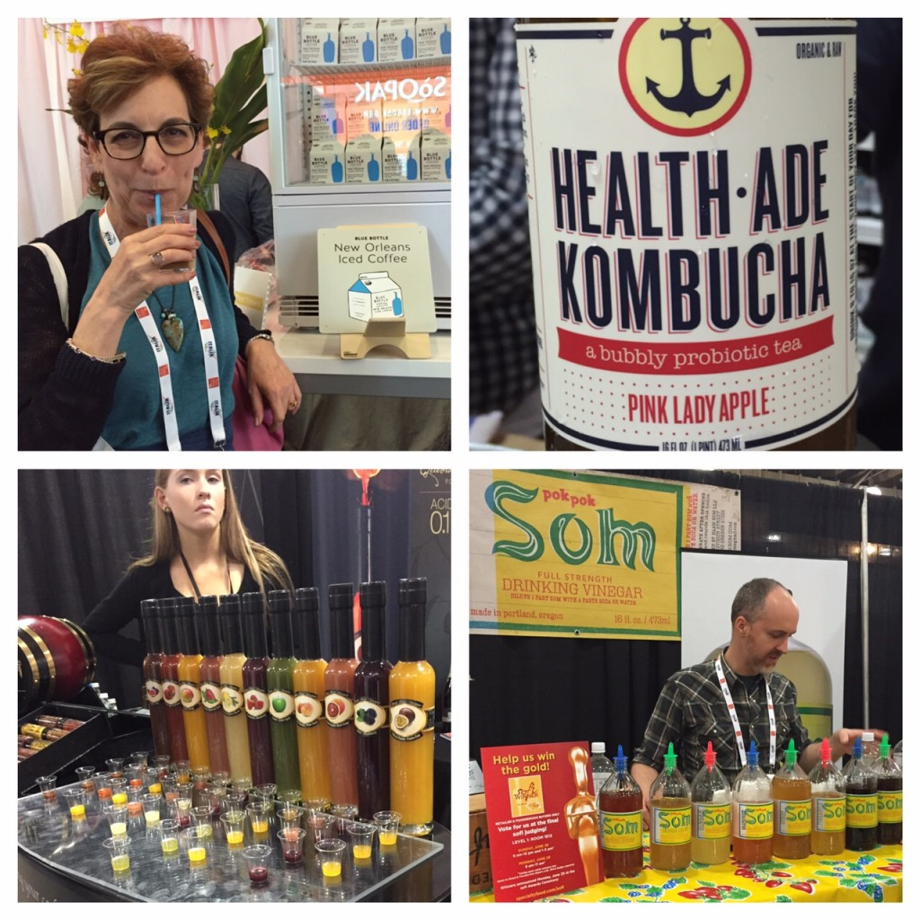 Kombucha, flavored vinegars, Health-Ade Kombucha, Som vinegar beverages
