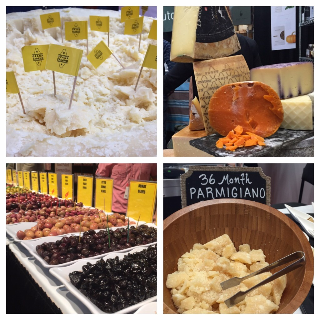 Parmigiana cheese
