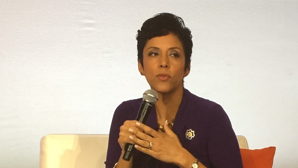 Anna Maria Chavez, Girl Scouts, BlogHer15, blogging,