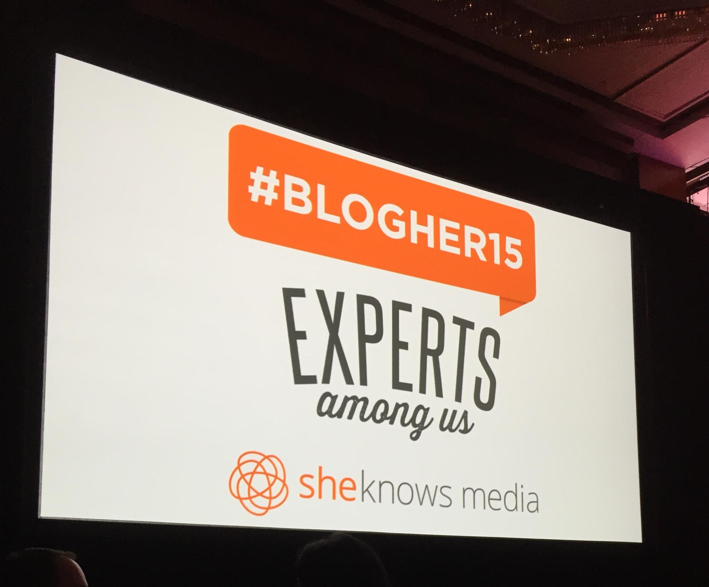 BlogHer15, blogging, blogosphere, #BlogHer15