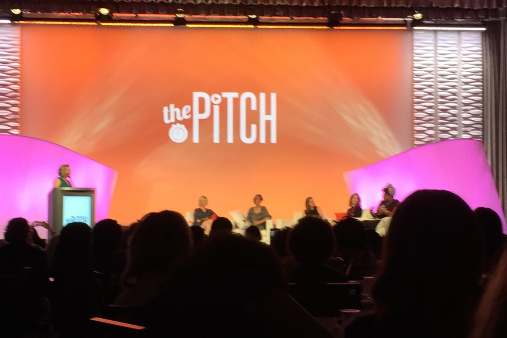 The Pitch at BlogHer15, #BlogHer15, blogging