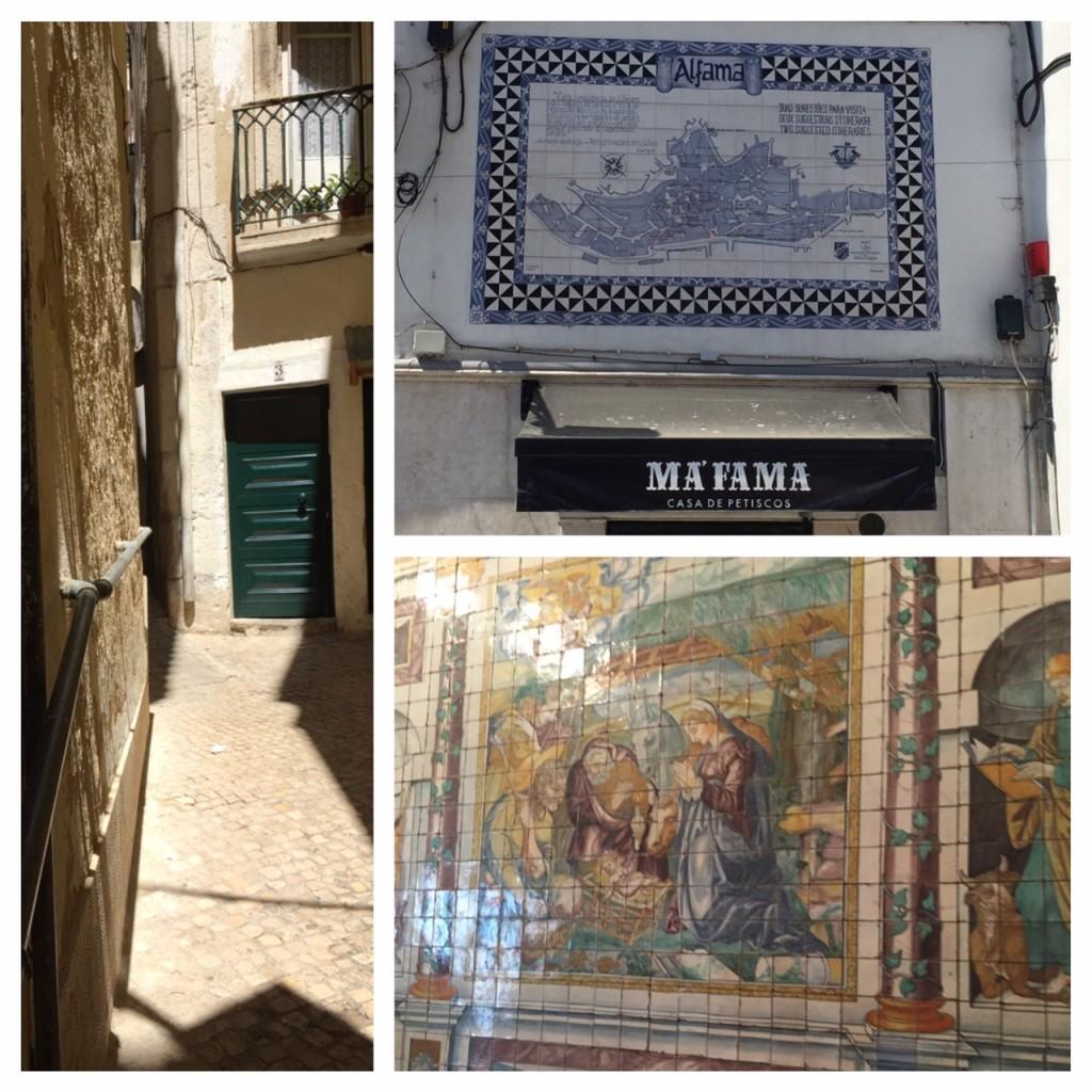 Lisbon Tile Museum, Alfama, Portuguese tiles, Portugal, Lisbon, Viking River Cruise