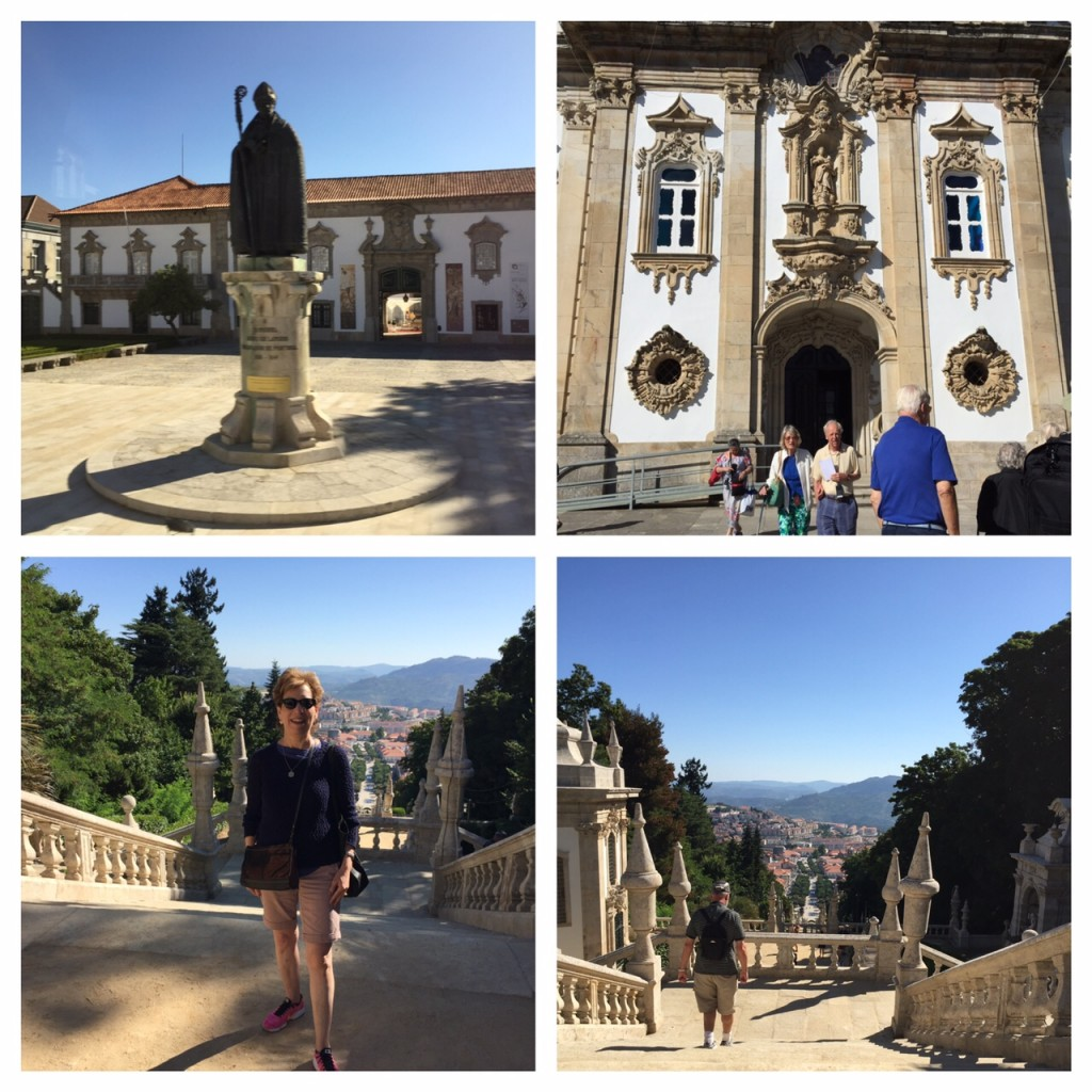 Our Lady of Remedies in Lamego, Portugal, Douro River, Viking River Cruise, boomer travel, life after 50