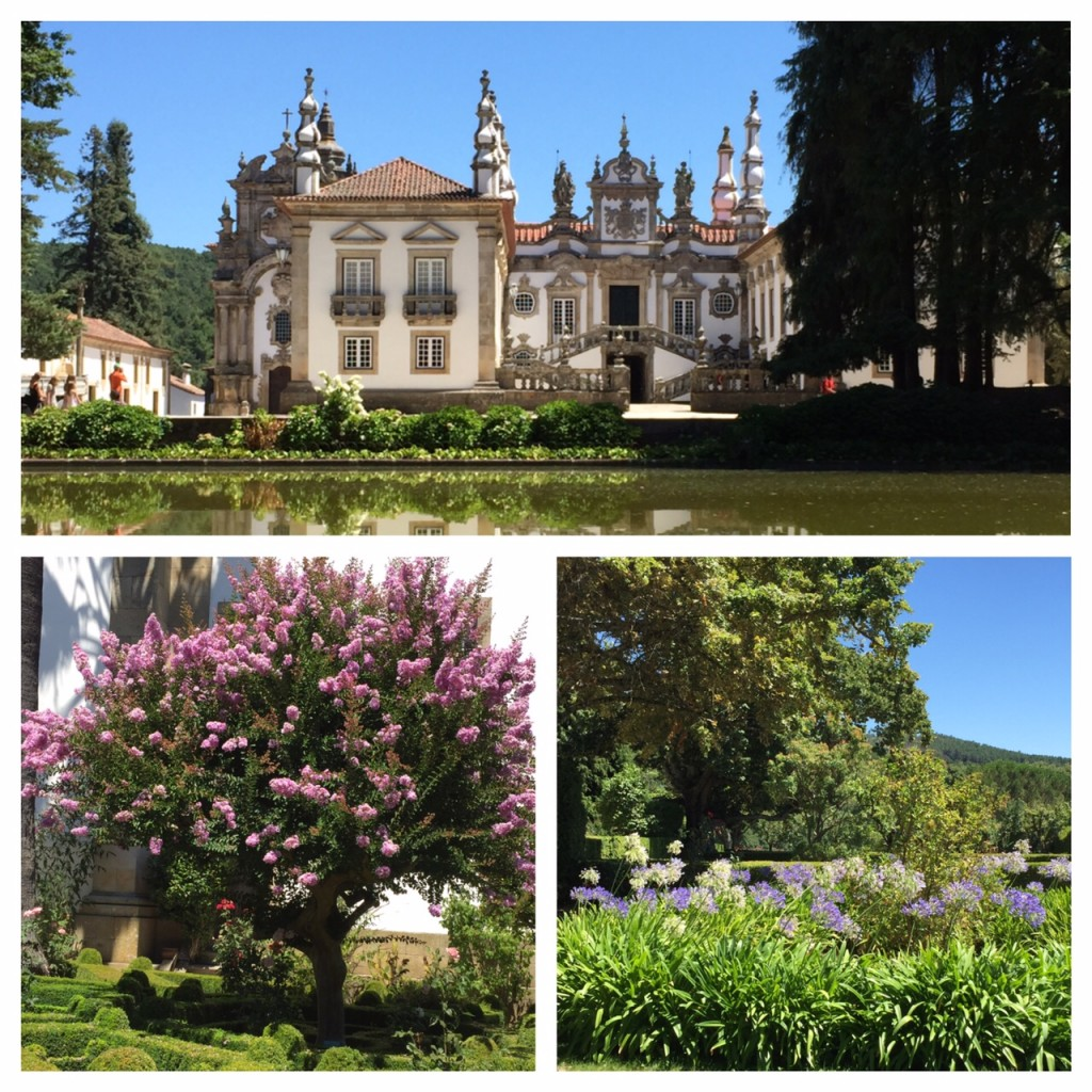 Mateus Palace, Portugal, Douro river, boomer travel