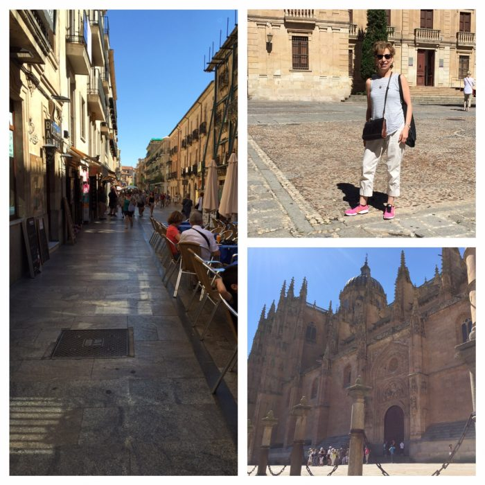 Salamanca, Viking river cruise, life after 50