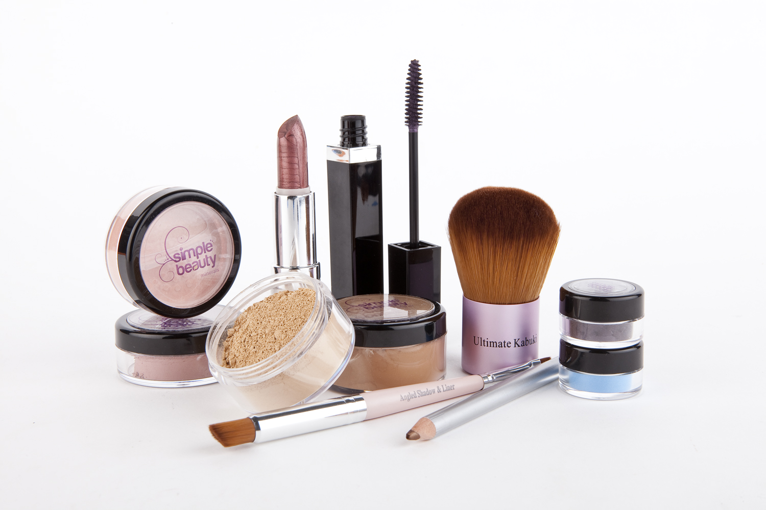 The Beauty of Mineral Makeup