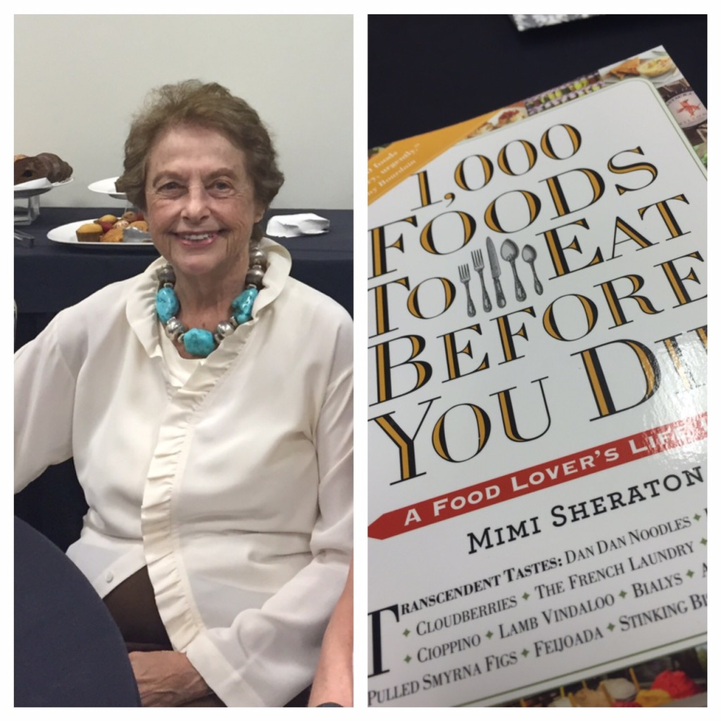 Mimi Sheraton, 1000 Foods To Eat Before You Die
