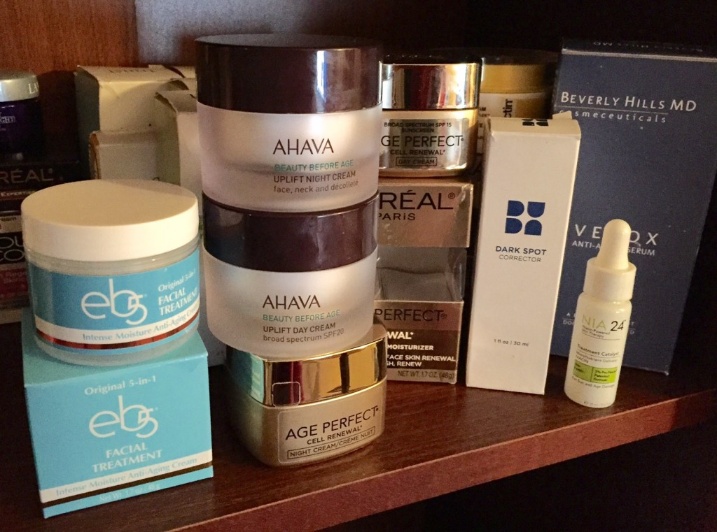 Loreal, AHAVA, EB5, Beverly Hills Cosmeceuticals