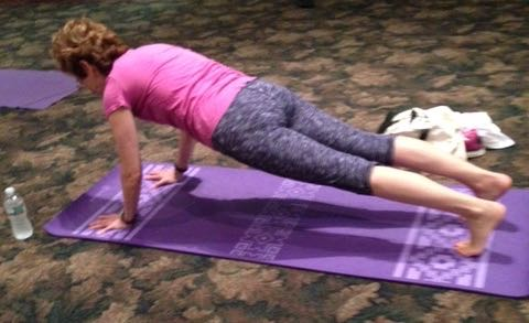 yoga, boomer women, life after 50, post 50 exercise