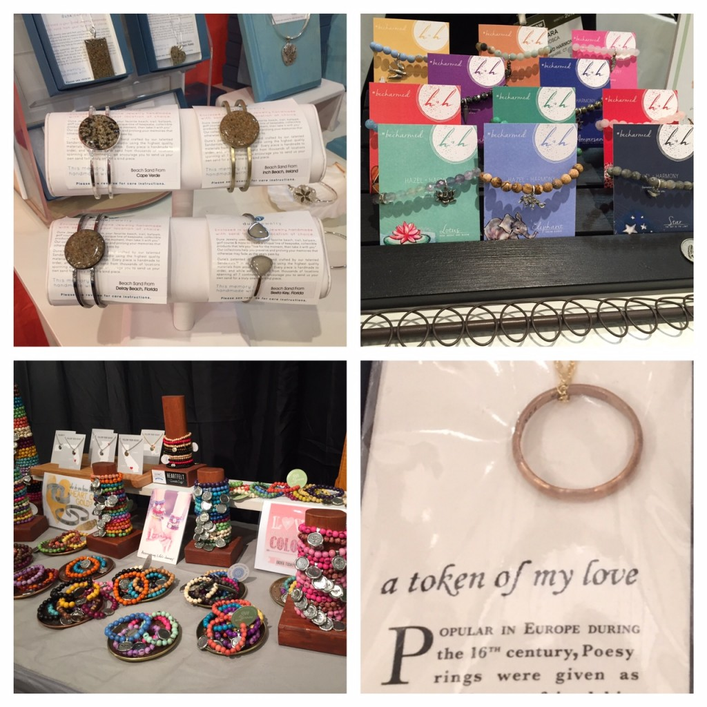 NY NOW Show; jewelry; Becoming jewelry; gift giving