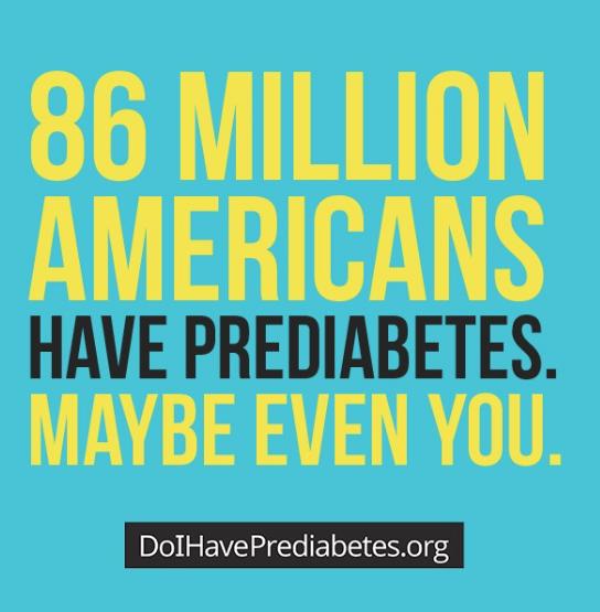 Diabetes Alert Day; prediabetes; Diabetes Risk Test; boomer wellness; life after 50