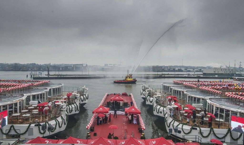 Viking River Cruises; river cruises; Viking Longships