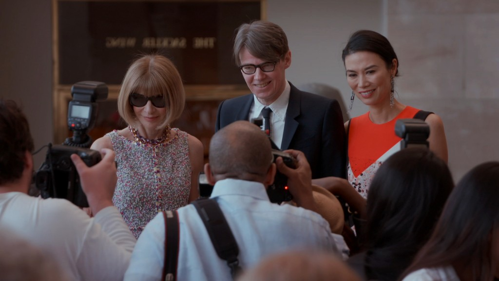 The First Monday in May; Anna Wintour; Andrew Bolton