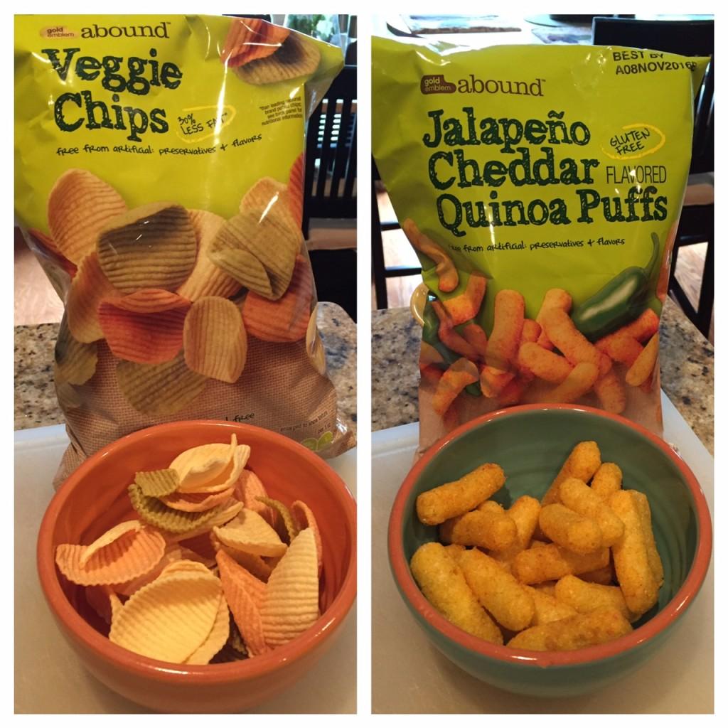 gluten-free salty snacks; gluten-free snacking; CVS Gold Emblem snacks, boomer wellness