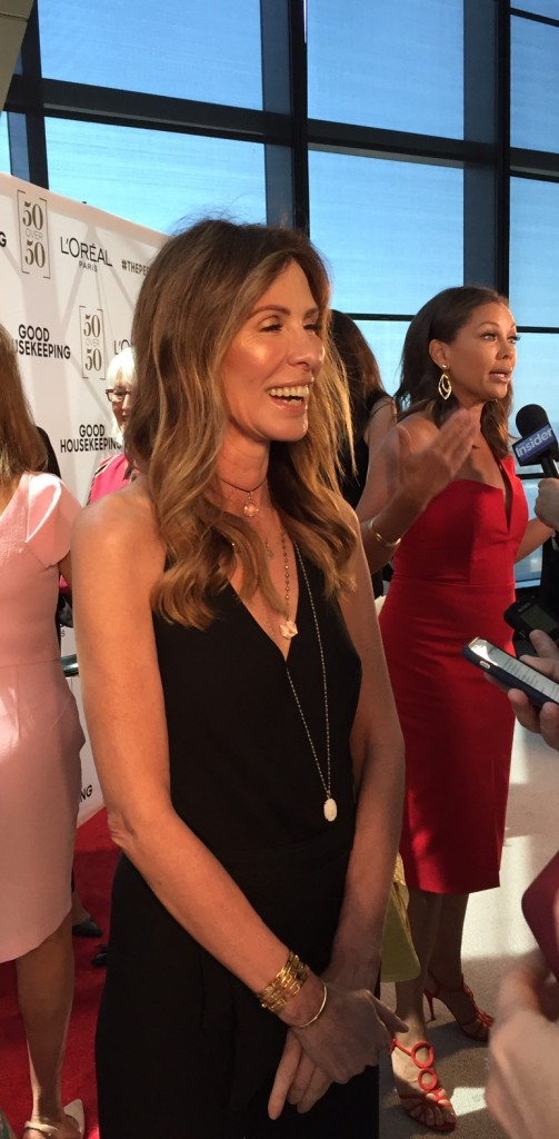 Carole Radziwill; Good Housekeeping; Loreal; 50 Over 50; #theperfectage; post50