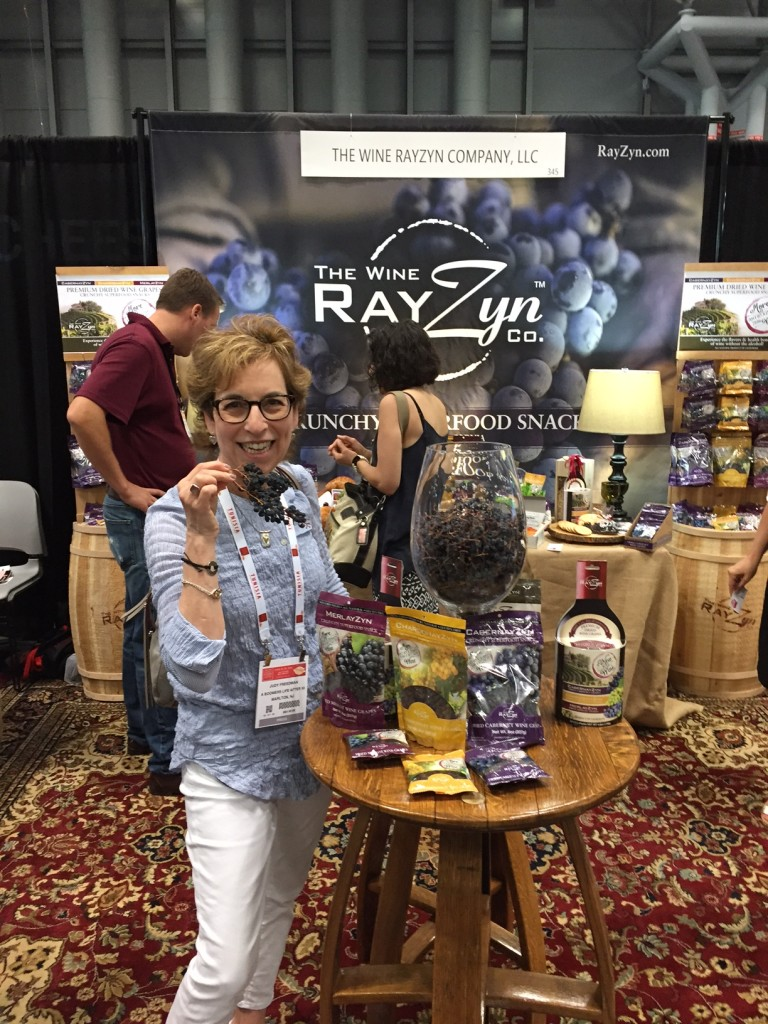 postmenopausal women and wine; RayZyn dried wine grapes; boomer wellness; boomer food trends