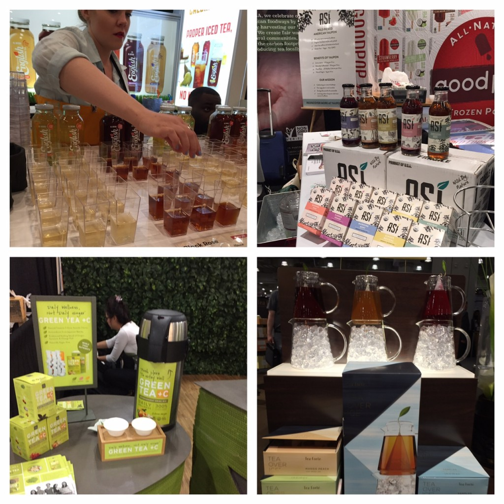 2016 Summer Fancy Food Show; boomer food trends; boomer wellness; tea; ASI tea;