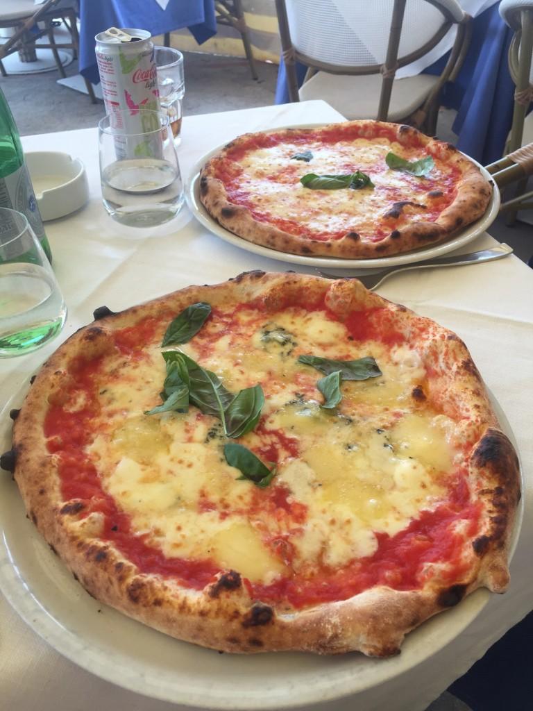 pizza; Italy; Rome
