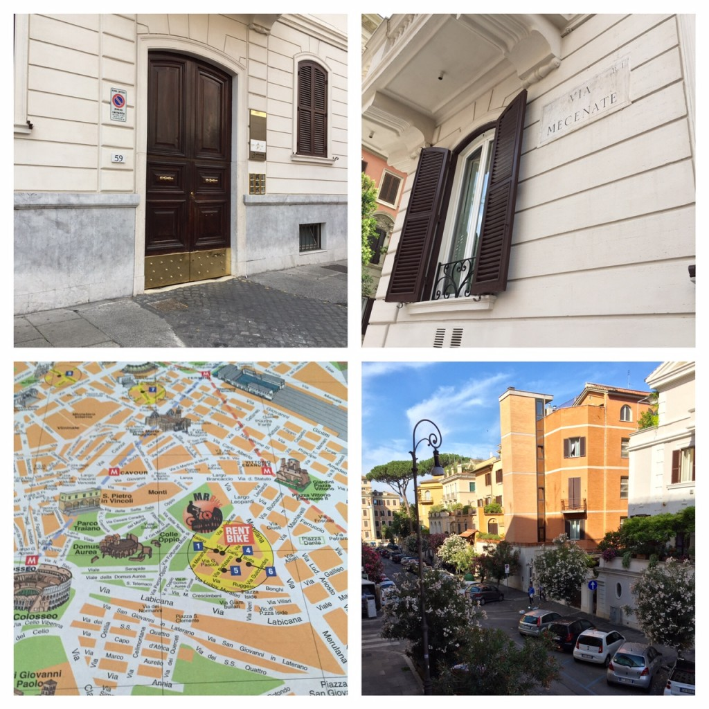Rome apartments; VRBO; Ancient Rome; travel; Italy
