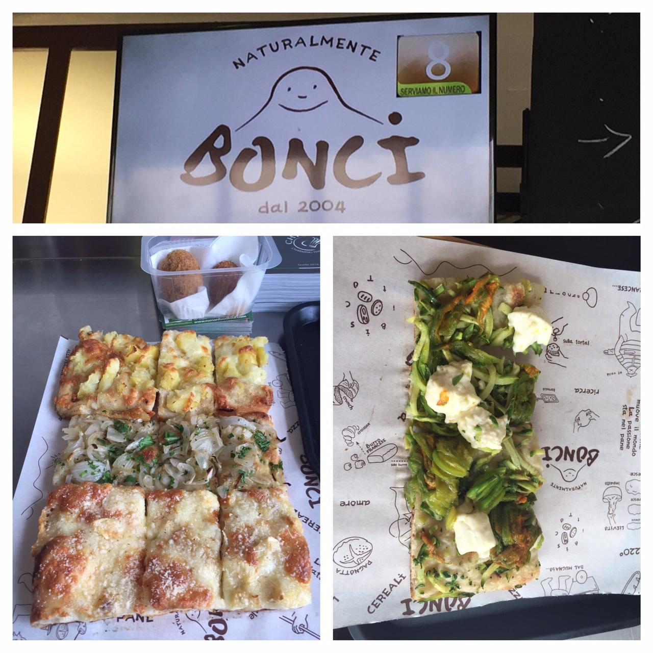 Italy; Rome; Bonci; pizza