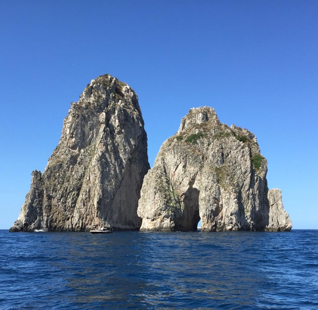 Capri; Amalfi Coast; Italy; boomer travel