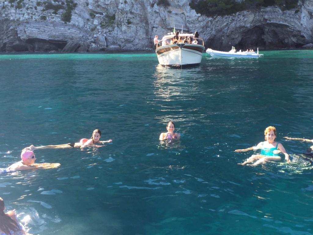 Capri; Amalfi Coast; Italy; Positano